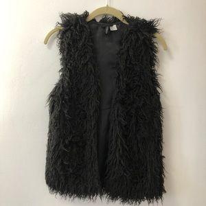 H&M Shaggy Vest
